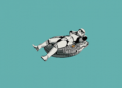 Star Wars, stormtroopers - desktop wallpaper