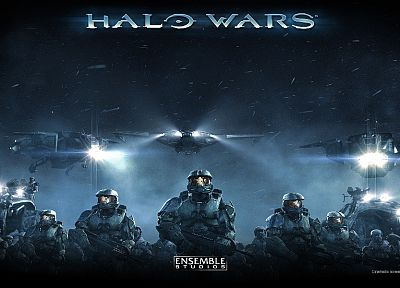 Halo Wars - duplicate desktop wallpaper