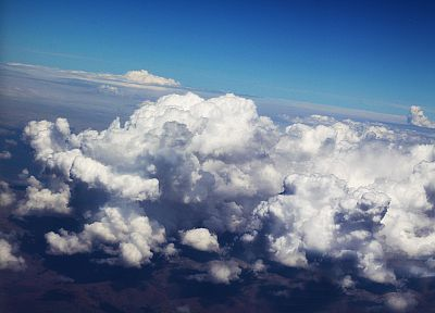 clouds, landscapes, skyscapes - related desktop wallpaper
