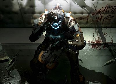 Dead Space, Isaac Clarke - random desktop wallpaper