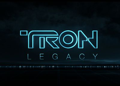 Tron Legacy - desktop wallpaper