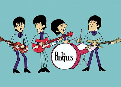 The Beatles, music bands - desktop wallpaper