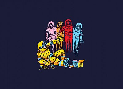 funny, alternative art, Pac-Man - related desktop wallpaper
