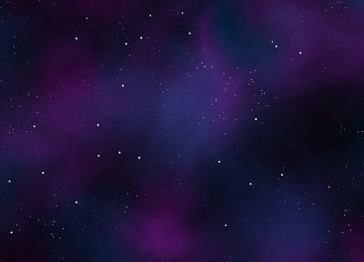 outer space, stars, digital art - desktop wallpaper