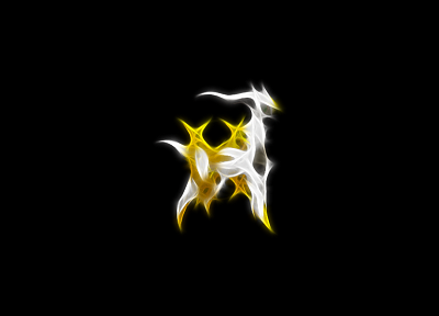 Pokemon, Arceus, simple background - related desktop wallpaper