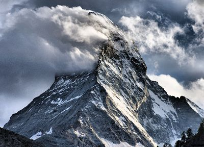 Switzerland, Matterhorn - desktop wallpaper