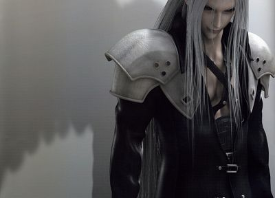Final Fantasy, Sephiroth - related desktop wallpaper