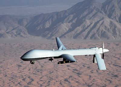 predator, UAV, MQ-9 Reaper - related desktop wallpaper