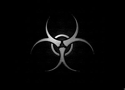 biohazard, biological warfare, ICON - random desktop wallpaper