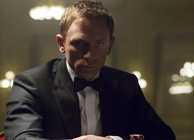 James Bond, poker chips, Daniel Craig - random desktop wallpaper
