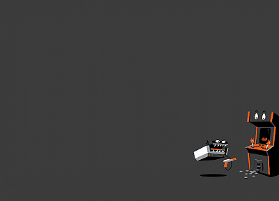 video games, minimalistic, machines, Super Nintendo - desktop wallpaper