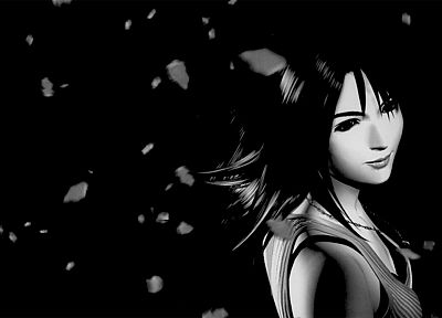 Final Fantasy, video games, Final Fantasy VIII, Rinoa Heartilly - random desktop wallpaper