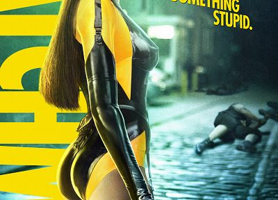 Watchmen, movies, yellow, Silk Spectre, Malin Akerman, movie posters - related desktop wallpaper