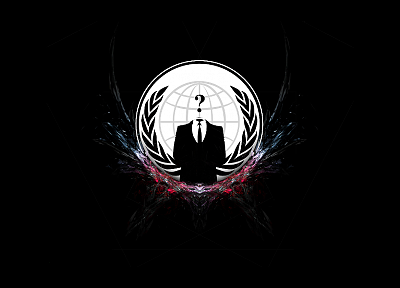Anonymous, legion - desktop wallpaper