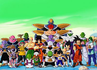 Dragon Ball Kai, Dragon Ball Z, Dragon Ball, Dragon Ball GT - random desktop wallpaper
