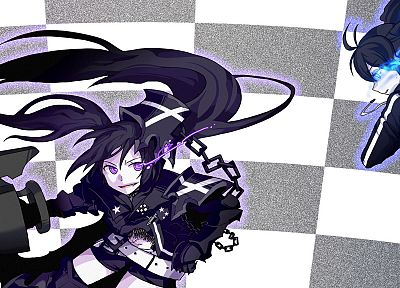 Black Rock Shooter, anime, anime girls - random desktop wallpaper