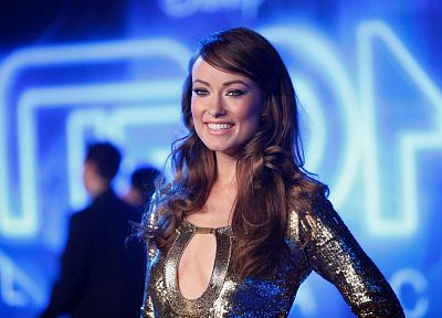 women, Olivia Wilde - desktop wallpaper