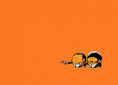 minimalistic, Pulp Fiction, alternative art - desktop wallpaper