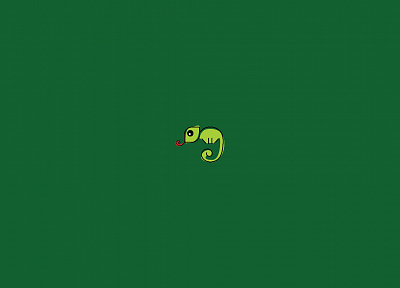 minimalistic, chameleons, artwork - random desktop wallpaper