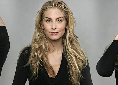 dual screen, Elizabeth Mitchell - related desktop wallpaper