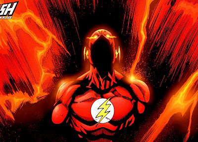 Flash (superhero) - random desktop wallpaper