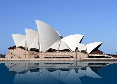 Sydney, Sydney Opera House - random desktop wallpaper
