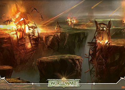 cards, fantasy, video games, Magic: The Gathering - related desktop wallpaper