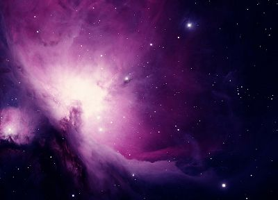 outer space, nebulae, Orion - desktop wallpaper