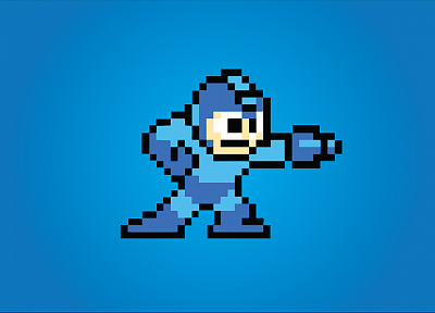 Nintendo, video games, Megaman Nes, Megaman - desktop wallpaper