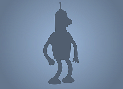 Futurama, Bender - random desktop wallpaper