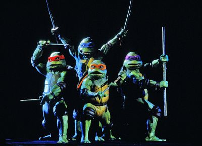 Teenage Mutant Ninja Turtles - random desktop wallpaper