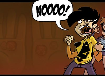 Penny Arcade - random desktop wallpaper