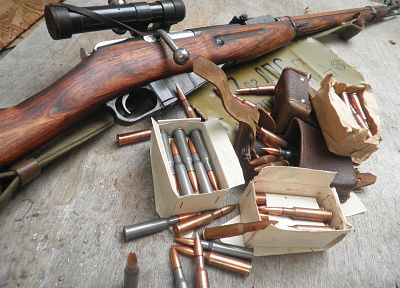 rifles, Soviet, snipers, weapons, sniper rifles, bolt, mosin nagant - desktop wallpaper