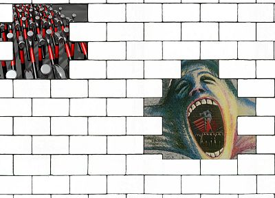 Pink Floyd, Pink Floyd The Wall, The Wall - desktop wallpaper