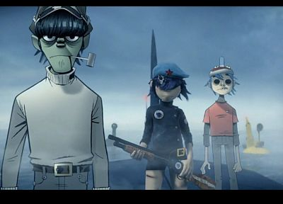Gorillaz - related desktop wallpaper