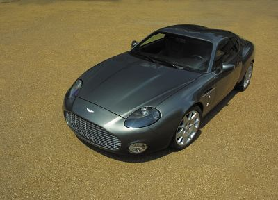 cars, Aston Martin, vehicles, Aston Martin DB7 Zagato - desktop wallpaper