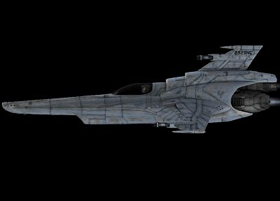 Battlestar Galactica, science fiction, fighters, Battlestar Galactic, Viper Mark VII - desktop wallpaper
