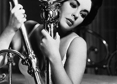 Elizabeth Taylor, 20th Century - random desktop wallpaper