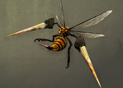 Pokemon, wasp, Beedrill - related desktop wallpaper