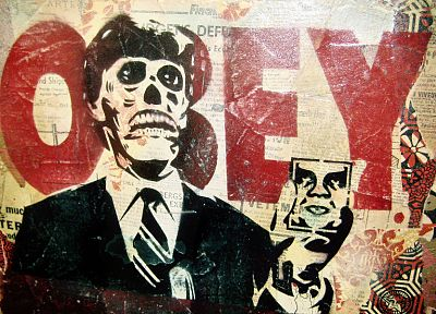 They Live - random desktop wallpaper