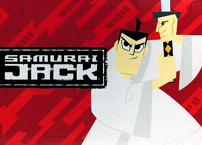 cartoons, katana, Samurai Jack - related desktop wallpaper