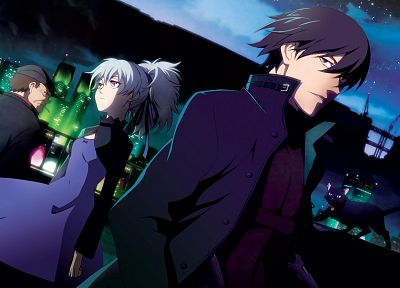 Darker Than Black, Hei, Yin, Mao (Darker Than Black), Huang - related desktop wallpaper