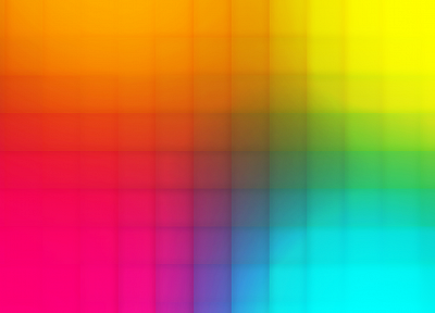 abstract, multicolor, squares, color spectrum - desktop wallpaper