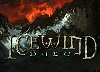 Icewind Dale - random desktop wallpaper