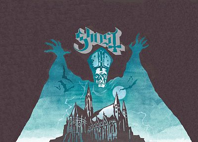 Swedish, band, posters, Ghost, Opus, Eponymous - random desktop wallpaper