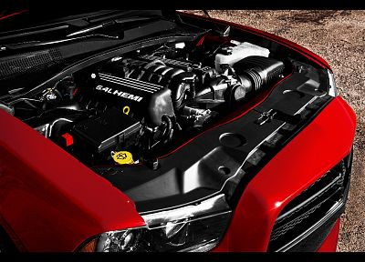 engines, muscle cars, Dodge Charger - random desktop wallpaper