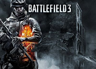 video games, Battlefield 3 - random desktop wallpaper