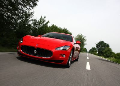 Maserati, vehicles - desktop wallpaper