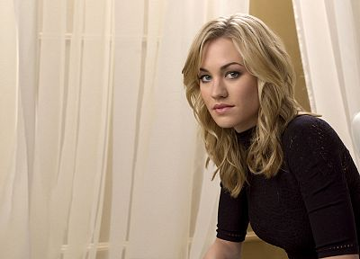 women, Yvonne Strahovski - random desktop wallpaper