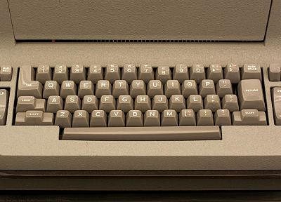 keyboards, computers history, IBM, Marcin Wichary - related desktop wallpaper